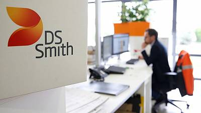 Packaging products maker DS Smith expects sales in line with estimates on online shopping boom