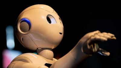 E' Pepper, macchina artificiale creata Università Padova
