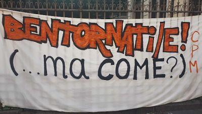 'Bentornati...ma come?', firmato Rete degli Studenti