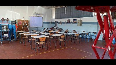 Accade in scuola formazione professionale trevigiana