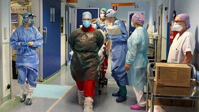 Sono 19 in terapia intensiva e 174 nei reparti Covid