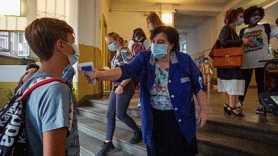 Misurazione della febbre, Cirio vince primo round col governo