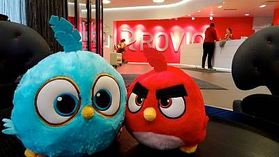 Angry Birds' maker Rovio's Q1 profit dips, upbeat on outlook