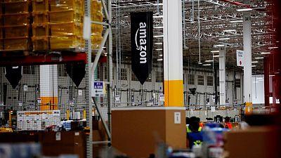 Resultados de Amazon en primer trimestre superan estimaciones, acciones suben