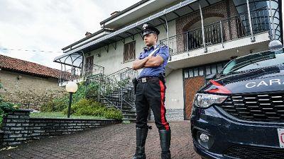 Ad Aquileia, poi si è lasciato arrestare dai carabinieri