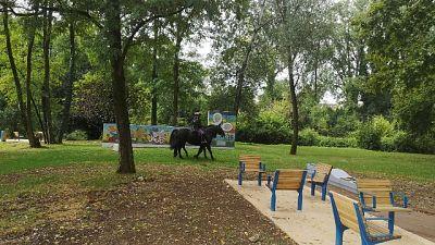 Questore, primo parco inclusivo,vigileremo con unità ippomontate