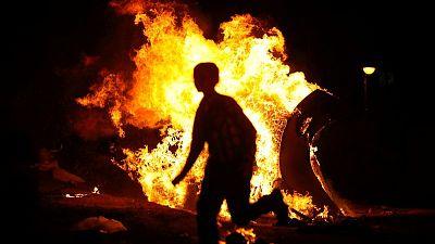 """إصابة العشرات في انهيار """"كارثي"""" خلال احتفال ديني بإسرائيل"""