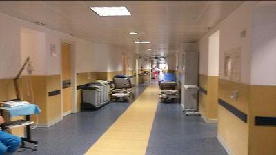Da 10 giorni ricoverato a Cagliari in terapia intensiva