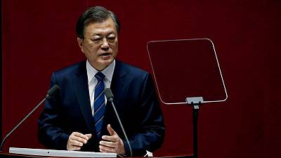 South Korean President Moon to visit White House on May 21
