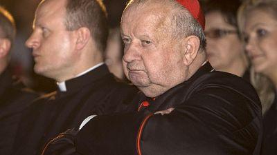 """""""Chi rubato la riconsegni"""" chiede arcivescovo emerito Cracovia"""