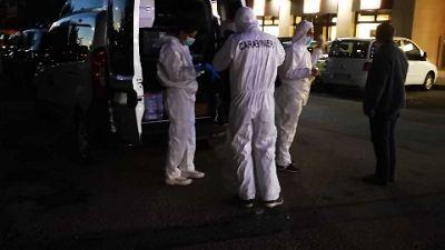 Il delitto in strada nel Torinese