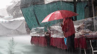 Attese piogge e temporali a partire dalla serata di oggi