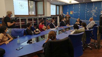 Governatore Sicilia ha ricevuto familiari pescatori e armatori