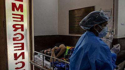 الهند تسجل زيادة قياسية يومية في إصابات كوفيد-19 بلغت 386452