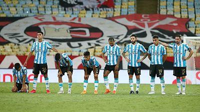 Racing Club vence a Sporting Cristal en la Libertadores; ganan Sao Paulo y Argentinos Juniors