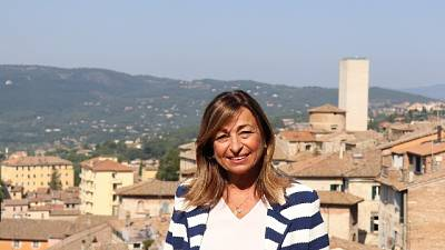 """Profonda gratitudine"" da presidente Regione Umbria"