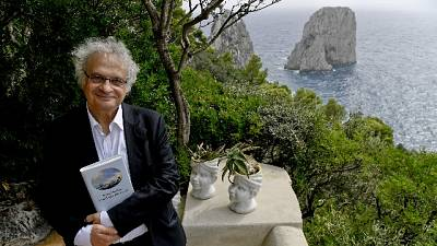 Scrittore franco-libanese a Capri per Premio Malaparte 2020