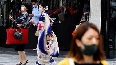 Japan's consumer confidence worsens in April - govt