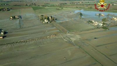 Criticità arancione in pianura e bassa collina Parma e Piacenza