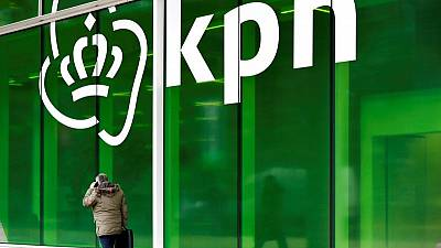 KPN's quarterly profit in line with estimates, reiterates 2021 goals