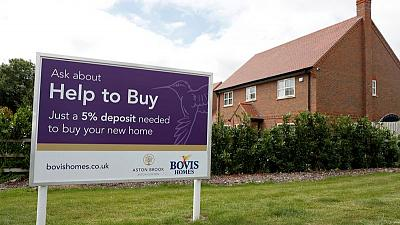 UK house prices record biggest monthly jump since 2004