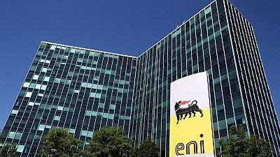 Eni Q1 profits jump on stronger oil prices