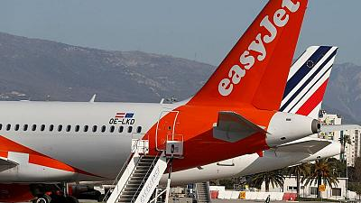 EasyJet seeing stronger demand for flights in September, October