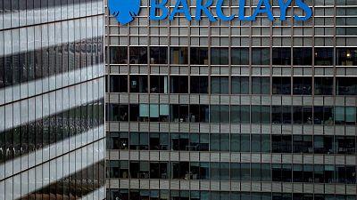 Barclays duplica beneficios en el primer trimestre al reducirse provisiones por morosidad