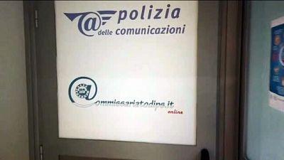 Indagini in Italia e all'estero su scambio foto e video abusi