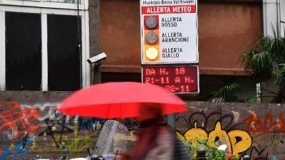 Piove ovunque ma perturbazione insisterà tra Tigullio- Spezzino