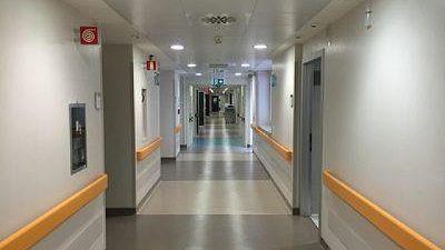 Tutti ricoverati nel reparto malattie infettive del Policlinico