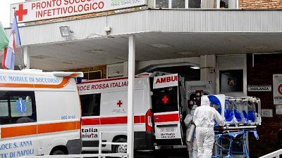 """Azienda ospedaliera Napoli, """"è giunto in condizioni gravissime"""""""