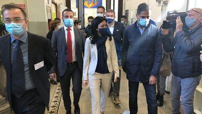 'Procedure in istituti per contenere contagi stanno funzionando'