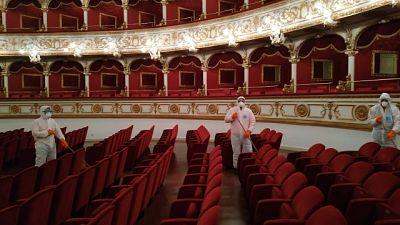 Stop al Falstaff del 13, 14 e 15/10 e al Family Concert del 18