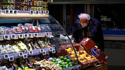 Spanish GDP shrank 0.5% in Q1, dragged by COVID measures