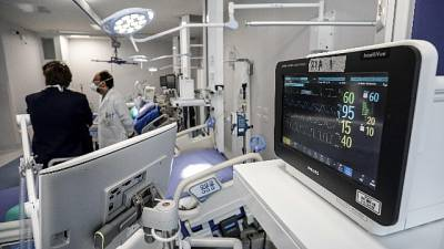 Direttore terapia intensiva, aumento esponenziale dei ricoveri
