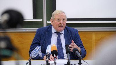 Il tedesco Reinhard Genzel nominato membro ordinario