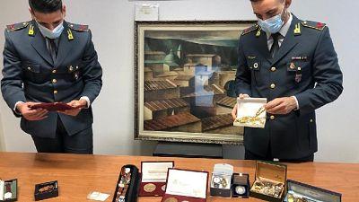 La Finanza sequestra beni a un imprenditore a Sassuolo