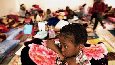 114 unaccompanied children rescued at sea off the coast of Libya - More than 350 people perish or go missing in the Mediterranean since year began