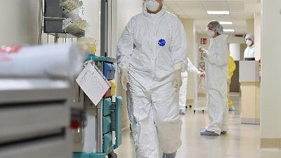 Totale contagiati a quota 35.051, quello dei morti 2.247
