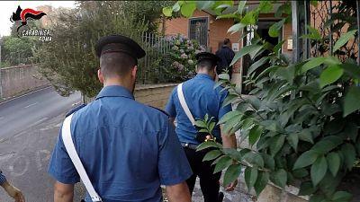 Scatta blitz dei carabinieri