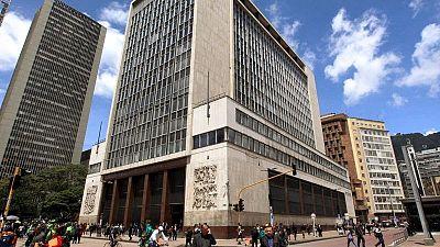 Banco Central de Colombia inicia reunión de política monetaria, dejaría estable tasa de referencia