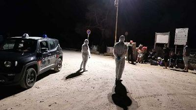 Un barchino dall'Algeria intercettato a Teulada dalla Finanza