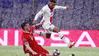 Mbappé es baja para el PSG en liga francesa, su presencia ante el City en Champions no es segura