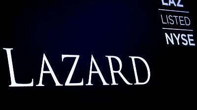 Lazard first-quarter profit misses estimate as expenses weigh