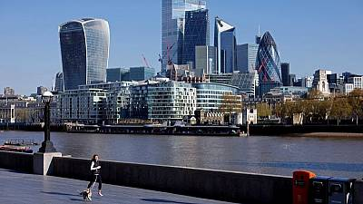 UK company insolvencies fall to lowest since 1989