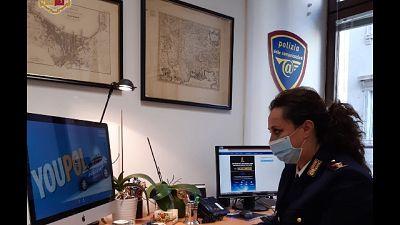 Indagini Polizia Postale Fvg e Procura Trieste