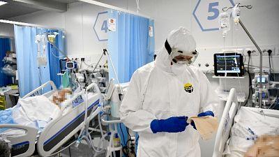 E' numero più alto di positivi in un giorno da inizio pandemia