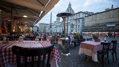 Verso possibilità per i ristoranti di aprire domenica a pranzo
