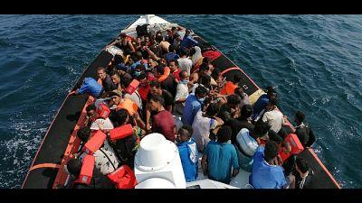 """""""Sono in fuga dalla Libia, autorità intervengano"""""""